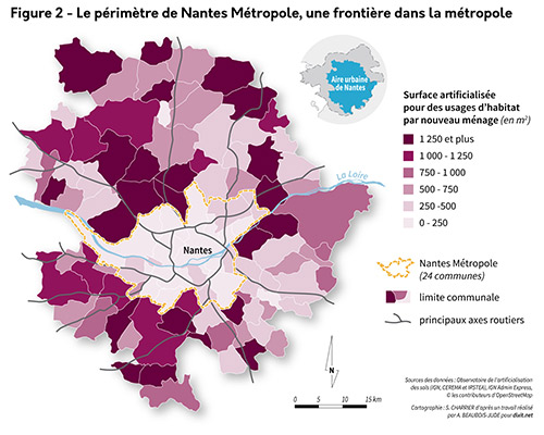 Atlas social de la métropole nantaise