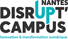Disrupt' Campus Nantes logo