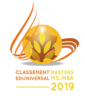 Classement Ed Universal 2019