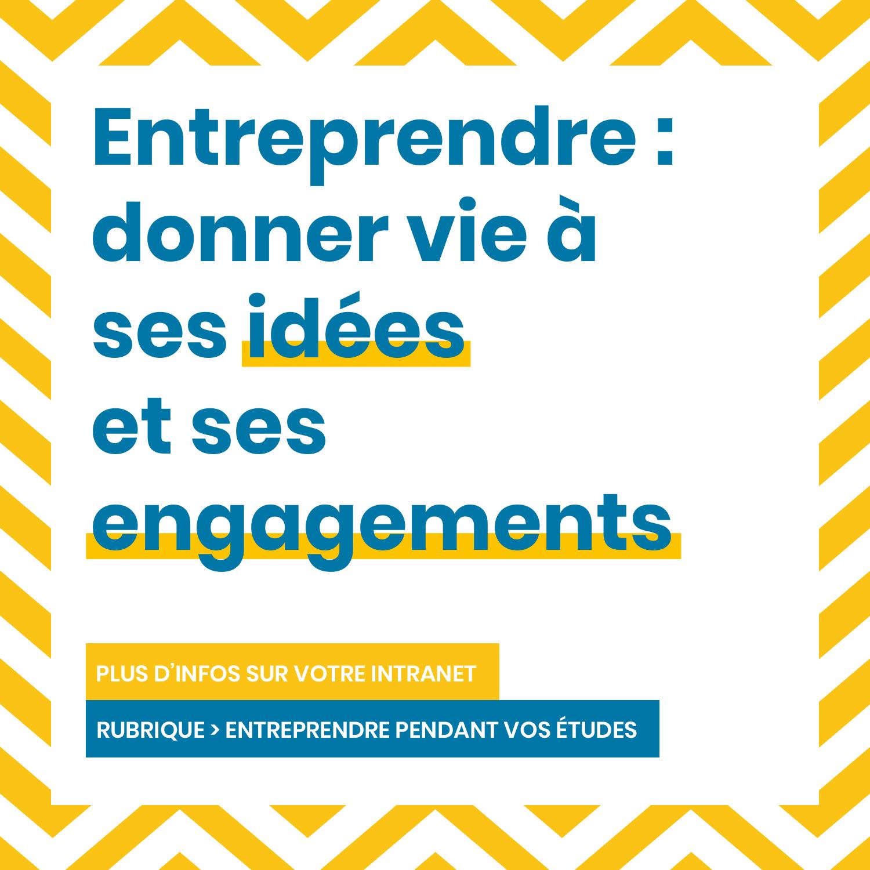 Devenir étudiant-entrepreneur à l'Université de Nantes