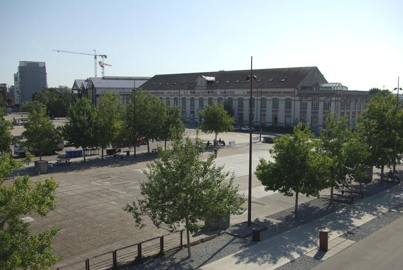 Bâtiment des Ateliers et Chantiers de Nantes